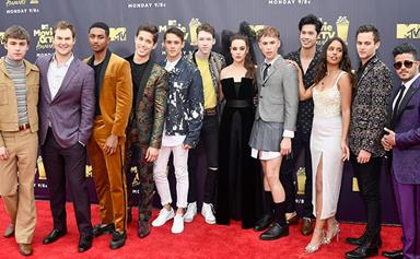 The Real Life Partners Of The '13 Reasons Why' Cast