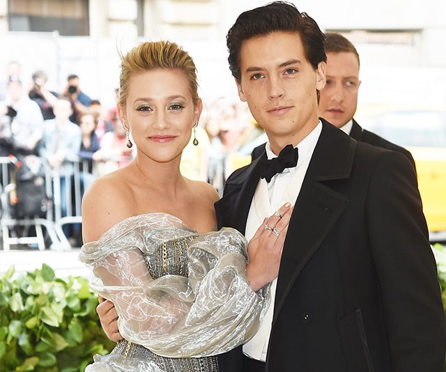 'Riverdale' star Lili Reinhart gets sassy-as-hell when asked about Cole Sprouse