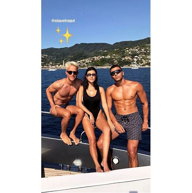 **Kourtney Kardashian**