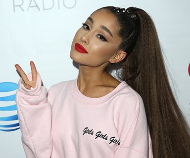 Ariana Grande has spoken out about Pete Davidson's Manchester bombing joke