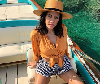 The Kardashians are on vacation right now and we're not jealous, you are