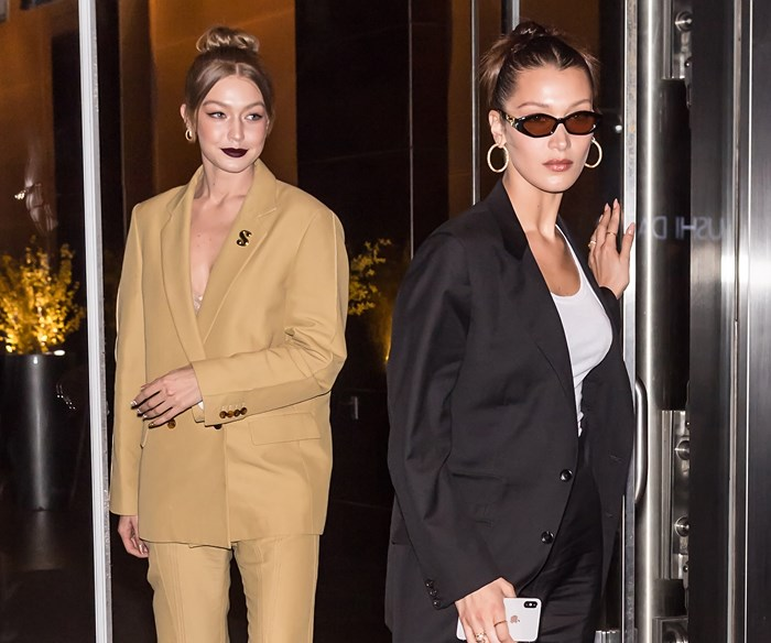 Gigi Hadid opens up about competing with sister Bella Hadid for work