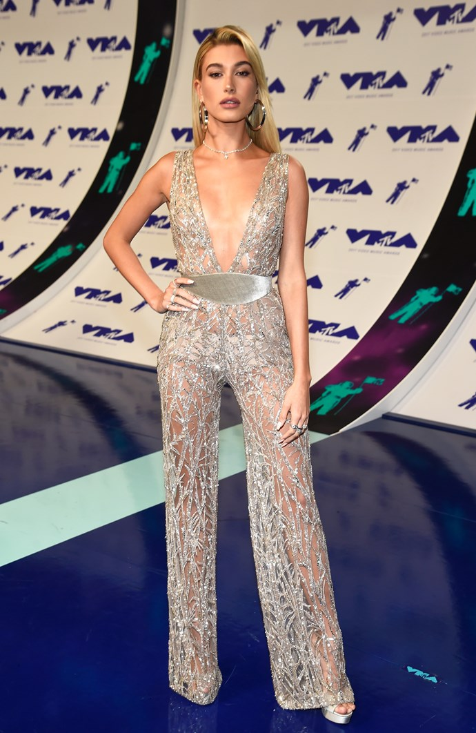 Jumpsuit to shimmy down the aisle? YES PLS.