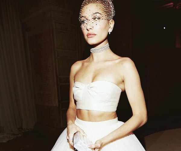 Every time Hailey Baldwin wore a wedding dress before getting married to the Biebs