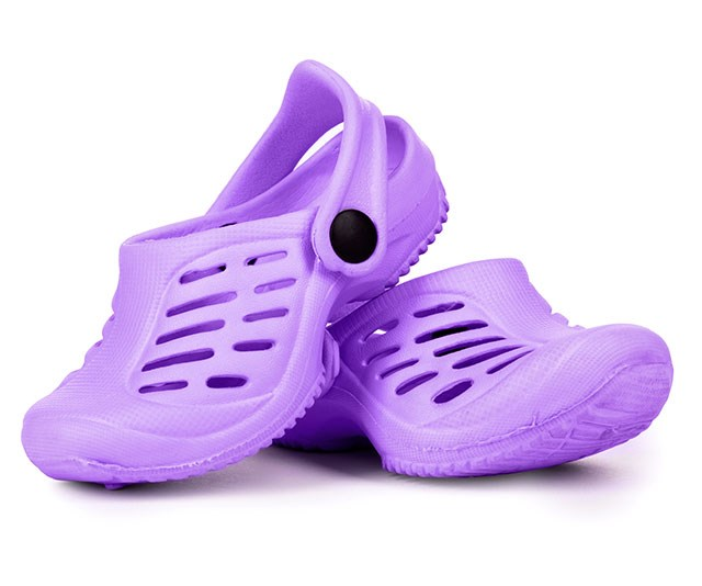 High-heeled Crocs now exist and you'll either love 'em or hate 'em