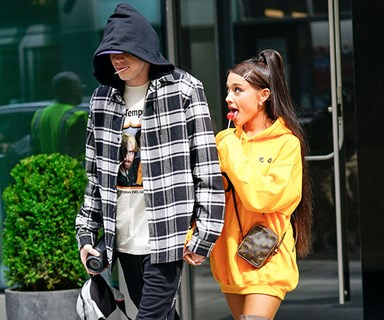 Every single tattoo Ariana Grande and Pete Davidson have gotten for each other
