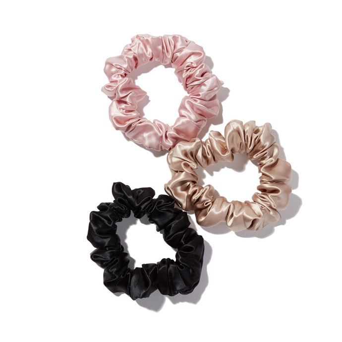 "**Bringing back the scrunchie!** <br><br> The comfiest way to tie back your hair is making a comeback! Behold the Slip Silk Scrunchies that will hold hair in place without any tugging. <br><br> Slip Silk Scrunchies ($45 at [Sephora](https://www.sephora.com.au/products/slip-large-scrunchies/v/mixed?gclid=EAIaIQobChMIqLSTg76l3AIVWQQqCh02_gIREAQYASABEgLpxfD_BwE&dxid=613f9ac7-2844-1531808151&dxgaid=XY-d3d9e83284c8c47dd|target=""_blank""