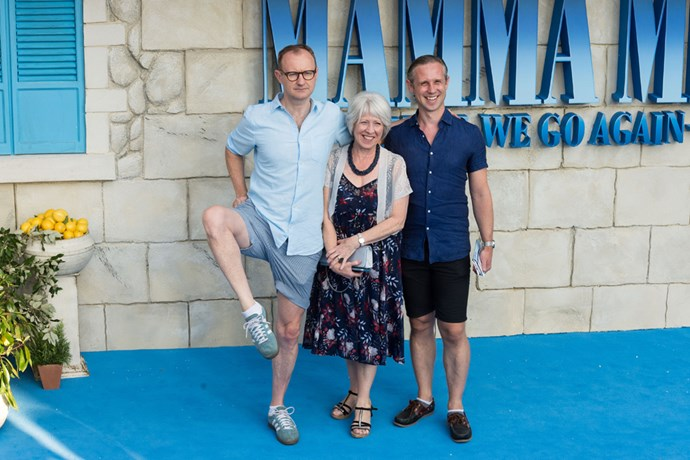 Mark Gatiss and guests
