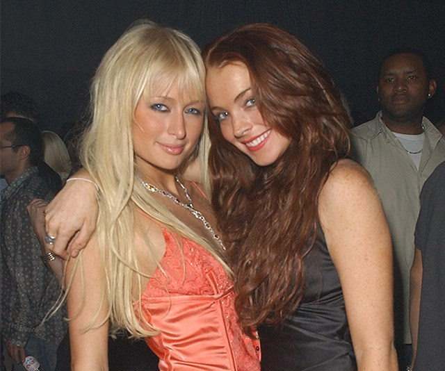 Paris Hilton just called Lindsay Lohan a pathological liar and it's like we're back in 2006