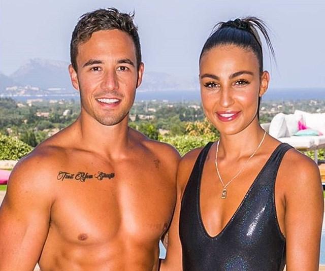 'Love Island' winners Tayla Damir and Grant Crapp have BROKEN UP