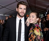 Liam Hemsworth just addressed those Miley Cyrus breakup rumours