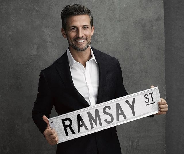 Tim Robards is joining the cast of 'Neighbours' and this was unexpected