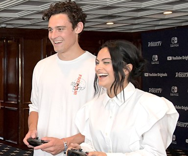 Camila Mendes' boyfriend went to San Diego to keep her company at Comic-Con