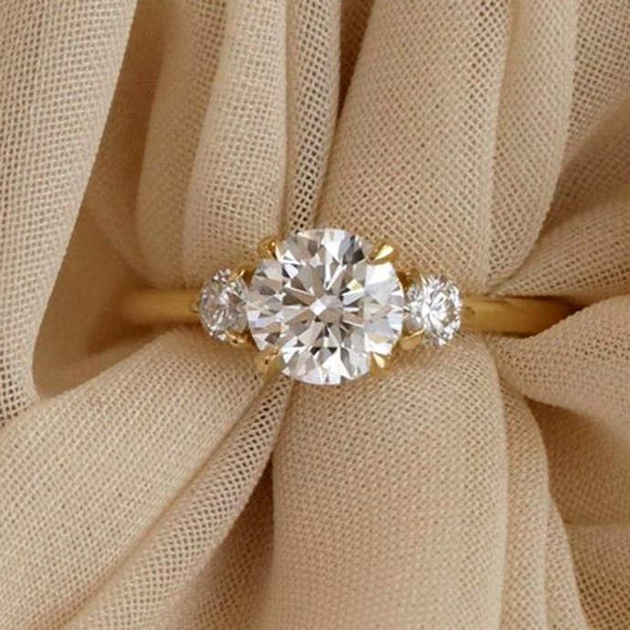 """**Capricorn: Solitaire** <br><br>  Your style is best summarised as classic. You don't really identify as a major trend 'risk-taker', which means your engagement ring, that you likely plan on wearing for the rest of your life, has to match your aesthetic. That's why the OG solitaire cut is perfect for you. <br><br> Image: [Pinterest](https://www.pinterest.com.au/pin/356065914283853166/ target=""""_blank"""" rel=""""nofollow"""")"""