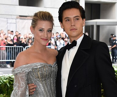 Riverdale's Lili Reinhart just called Cole Sprouse her 'love' on Instagram