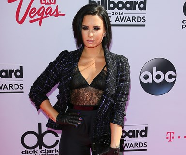 Celebrities are sharing beautiful messages of support for Demi Lovato