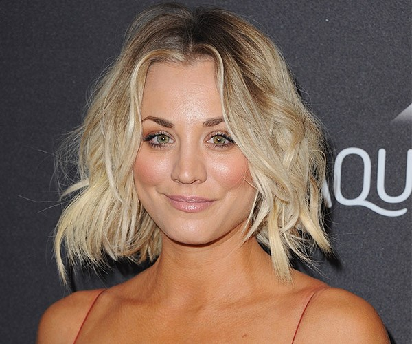 Kaley Cuoco is legitimately being shamed for having nipples