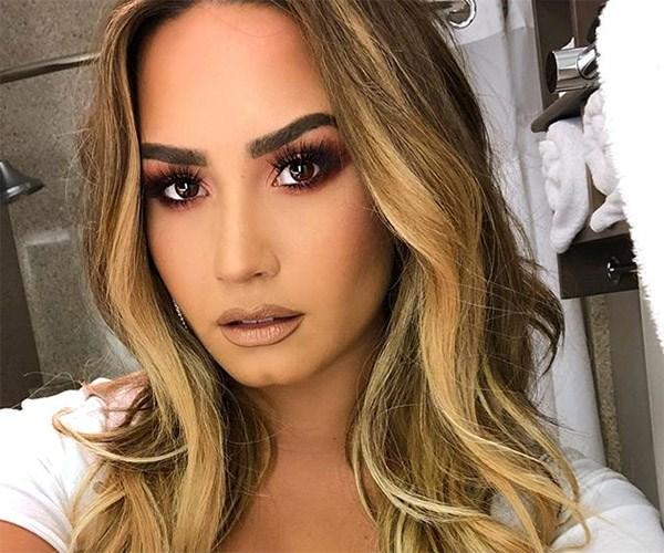 Demi Lovato concert 2018