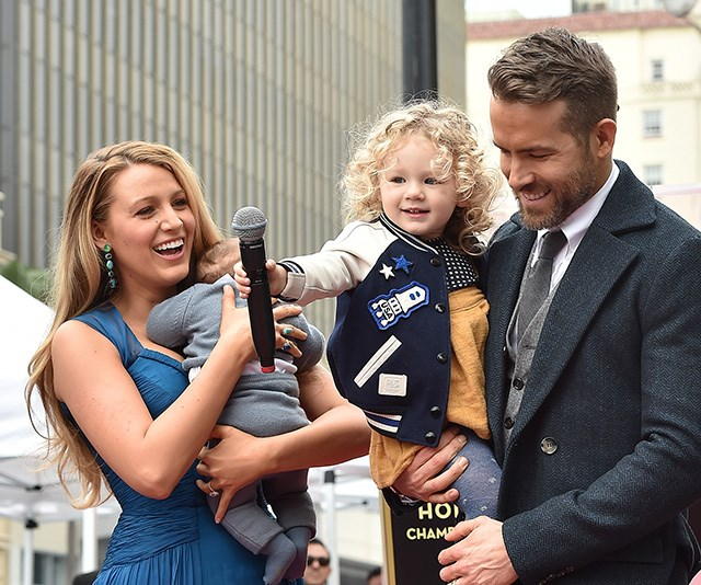 Blake Lively and Ryan Reynolds FREAK OUT over hearing their daughter's voice at Taylor Swift's show
