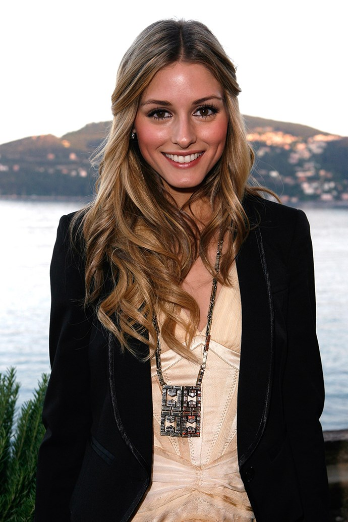 **2009: Statement Necklaces** <br><br> Image: Olivia Palermo