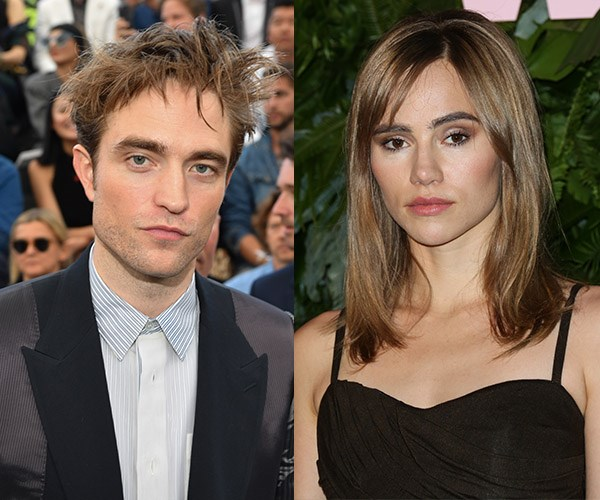Robert Pattinson and Suki Waterhouse are an item now, apparently