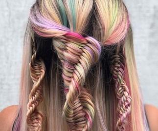 DNA braids hair trend