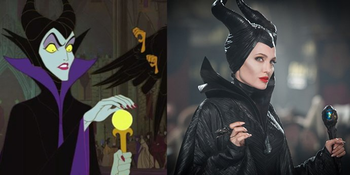 **Maleficent:** The 2014 Hollywood spin-off about the evil fairy from *Sleeping Beauty* had the genius idea to tap Angelina Jolie to play the iconic villainess. She nailed it and now a sequel is in the works.