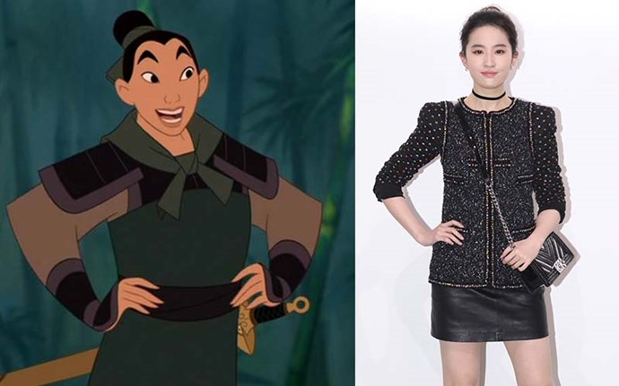 **Mulan:** The most bad-ass of the Disney princesses, Mulan is returning to the cinema screen in 2020 and its already cast its titular character. Chinese actress Liu Yifei will play the feisty, gender-bending heroine. We can't wait.