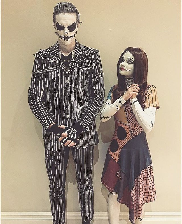 "They also go all-out for Halloween, so naturally, we love them. <br><br> Image: [@joeyking](https://www.instagram.com/joeyking/|target=""_blank""
