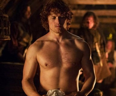 Jamie is still lighting a fire under our kilts in this 'Outlander' season 4 trailer