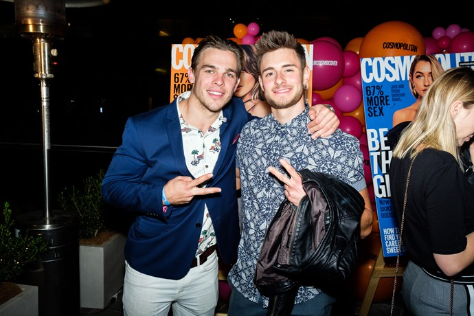 *Love Island's* Charlie Taylor and pal Fabian Arnold