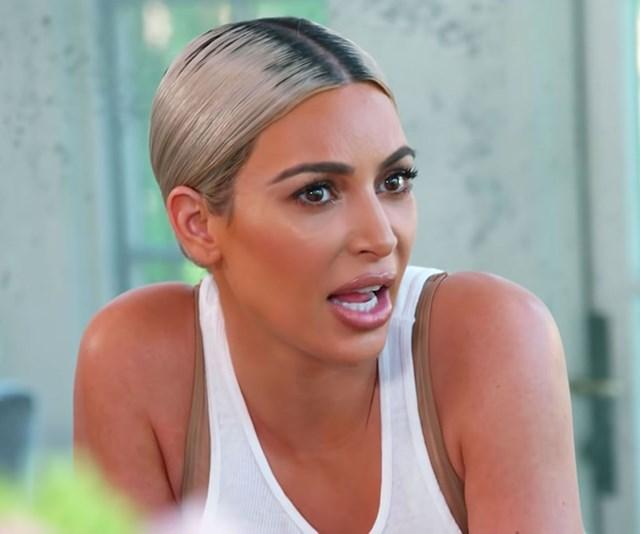 Kourtney Kim Kardashian evil
