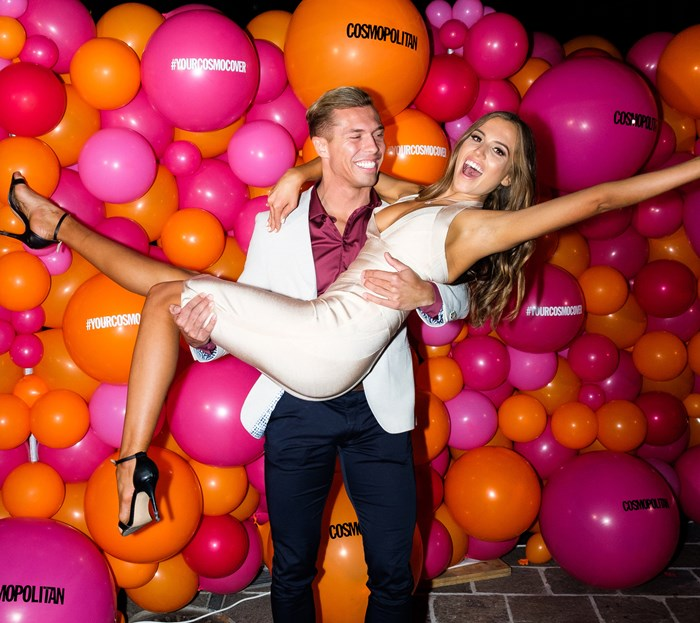 The best photos from our #YourCosmoCover party