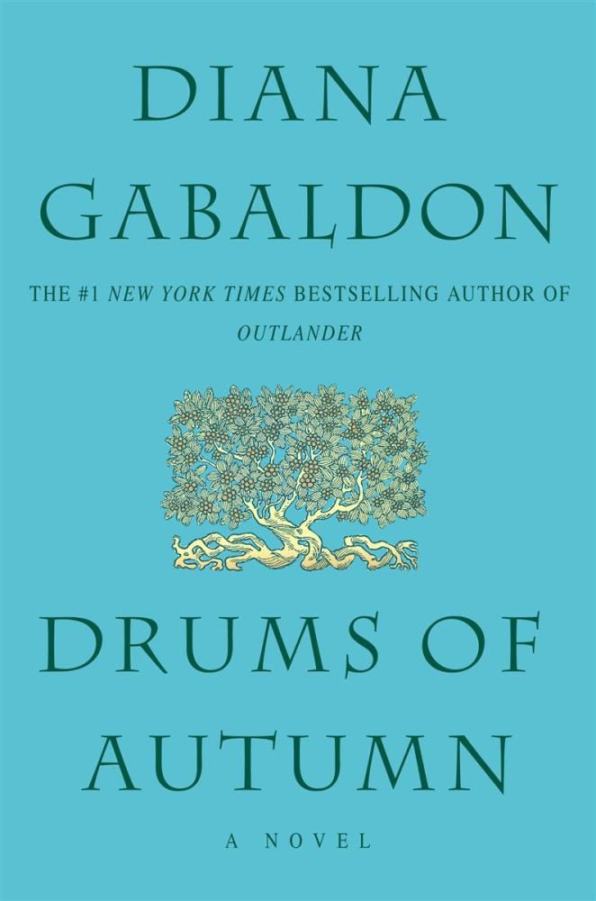 "**It's based on the book *Drums of Autumn***  The action will follow along with the fourth book in author Diana Gabaldon's 10-book series, *Drums of Autumn*. According to Gabaldon's website, this book sees Claire and Jamie, ""treading a dangerous line between Governor Tryon's patronage and Claire's knowledge of the brewing revolution in America"". There's also an infamous sex scene on a river bed that fans of the book are excited to see play out. Horn dogs."