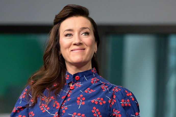 **There's a new key character**  Much of the plot centres around Jamie's Aunt Jocasta, played by actress Maria Doyle Kennedy (pictured). She's the younger sister of Jamie's late mother and his only remaining relative, and she lives on a plantation called River Run.