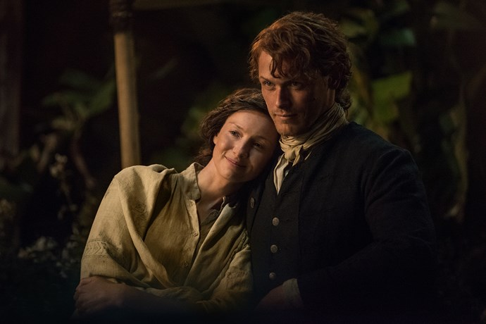 **you'll be able to watch it on Foxtel**  All previous seasons of *Outlander* have screened on Foxtel's Showcase channel, meaning this one is almost guaranteed to debut there at the same time as the US. However, if you don't have the coin for Foxtel, rest easy knowing seasons three and four are likely on the cards for a Netflix release, it just may take a little more time.
