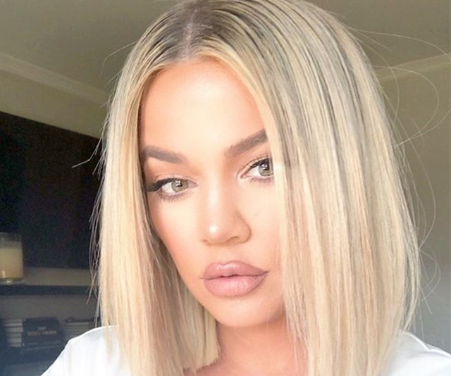 Khloe Kardashian explains why her lips are massive in KUWTK