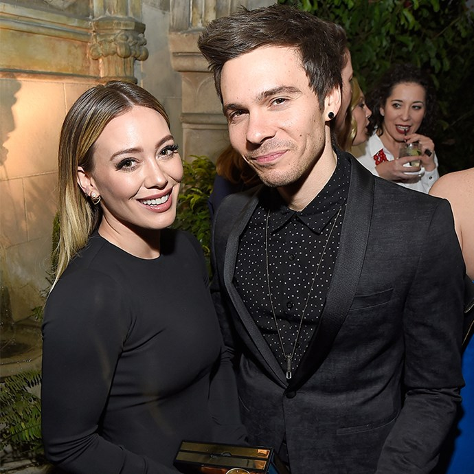"""**Hilary Duff (Kelsey Peters) and boyfriend Matthew Koma**  Hils, 30, has been dating musician and songwriter Matthew, 31, since early 2017, but they've broken up and gotten back together a couple of times before really settling down. In June 2018, Hilary announced she and Koma were [expecting](https://www.cosmopolitan.com.au/celebrity/hilary-duff-gender-reveal-27236
