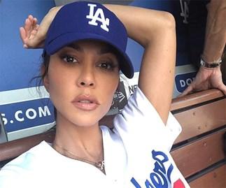 Kourtney Kardashian 2018