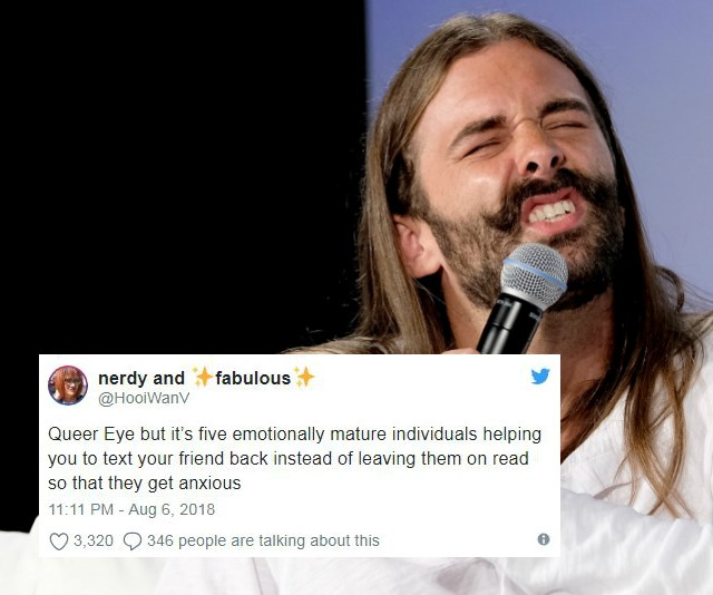 The most iconic Queer Eye spin-off ideas, brought to you by Twitter