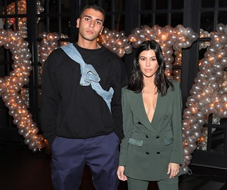 Younes Bendjima is clapping back over claims he's moved on from Kourtney Kardashian