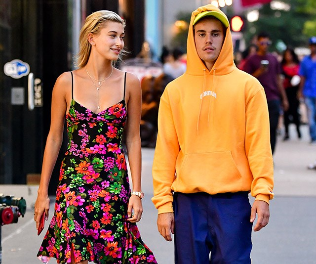Hailey Baldwin spotted comforting a teary Justin Bieber