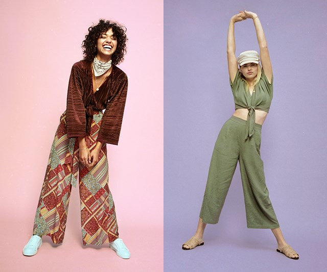 Sportsgirl's latest campaign 100% gets women and eff yes