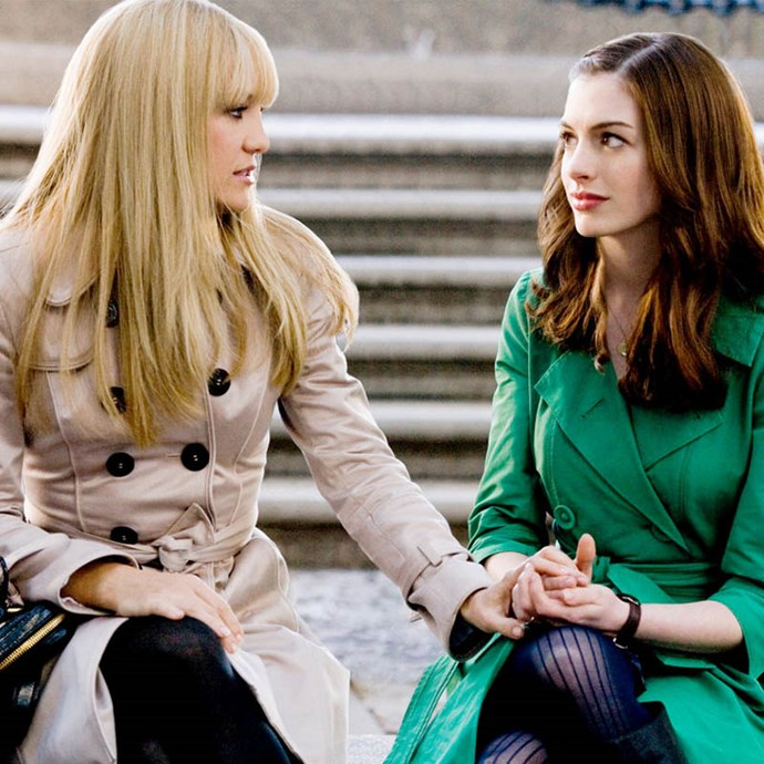 ***Bride Wars*** <Br> Kate Hudson and Anne Hathaway play besties who turn on each other when they realise they want the same venue for their dream wedding on the same day. Not exactly a win for the sisterhood, but fun nonetheless.