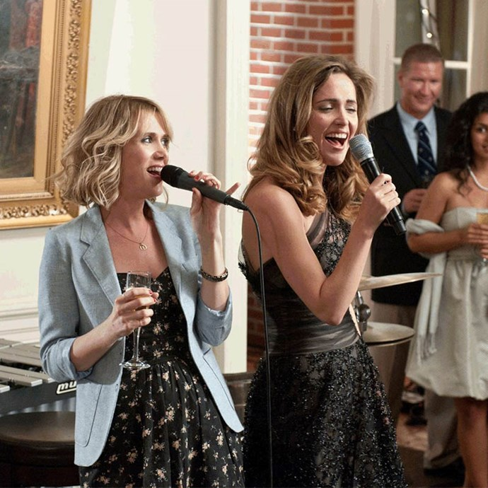 ***Bridesmaids*** <Br> Honestly, this is just such a bloody winner it needs no explanation. If you haven't watched it already, WATCH it. If you have, rewatch it. You can't lose.
