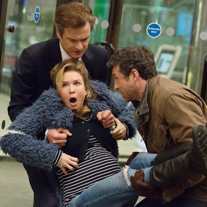 ***Bridget Jones's Baby*** <Br> As the title suggests, our favourite perennial singleton is up the duff and unsure of who the father is. Which makes for the most hilarious, watchable dilemma ever.