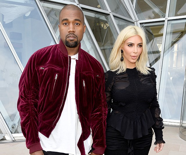 Kanye West just released a song about 'smashing' his sisters-in-law and we're definitely not okay with that