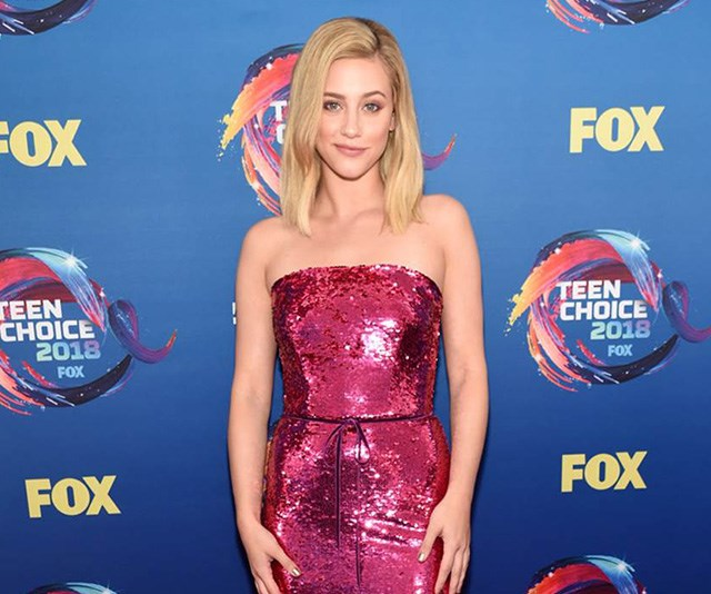 All the killer red carpet looks from the Teen Choice Awards