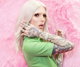 Jeffree Star opens up about his very public feuds with Kat Von D and Kylie Jenner