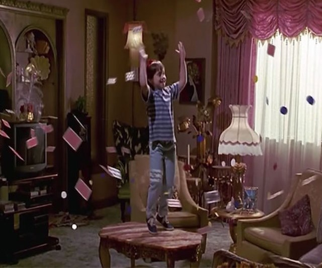 Keep calm: everyone on Twitter is recreating that iconic Matilda telekinetic scene